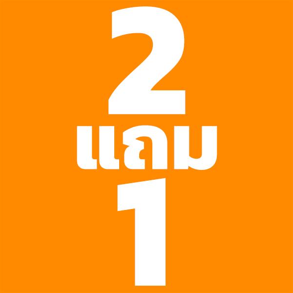 2 แถม 1