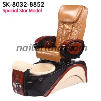 เก้าอี้สปา Spa Chair Special Star Model