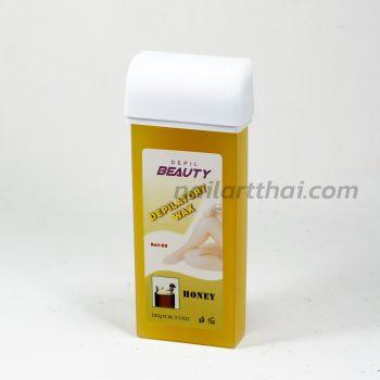 รีฟิลแว็กซ์(น้ำผึ้ง) Wax Refill ยี่ห้อ Depil Beauty